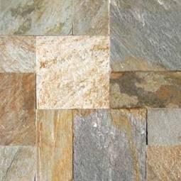 Golden White Quartzite pattern