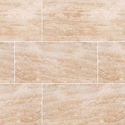 Travertine Ivory Vein Cut Wall Tile 1