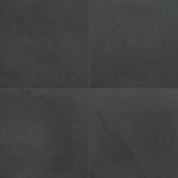 Montauk Black Slate Tile