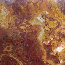 Multi Red Onyx Tile