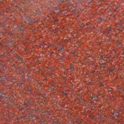 New Imperial Red Granite Tile