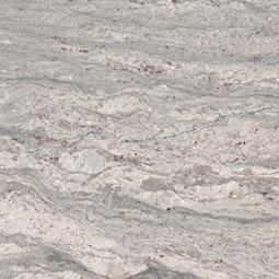 New River White Granite Countertops