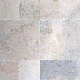 "Ocean Blue Marble +"" Tile"""