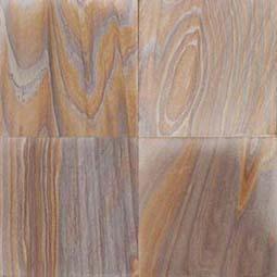 Rainbow Teak Sandstone Tile