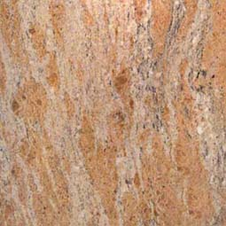 Rosewood Granite Countertop
