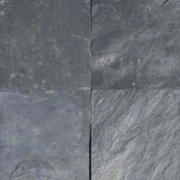 Silver Blue Slate Tile