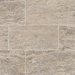 Silver Vein Cut Travertine Modern