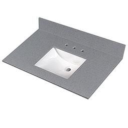 Sparkling Gray 49x22 Polished