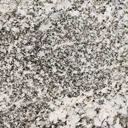 Whisper White Granite Countertops