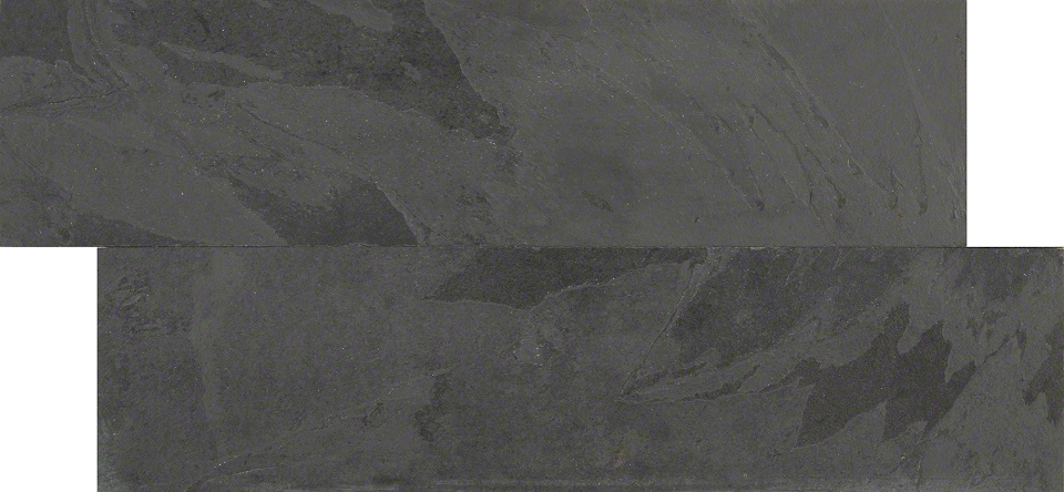 Montauk Blue Slate Slab - Slate Gray