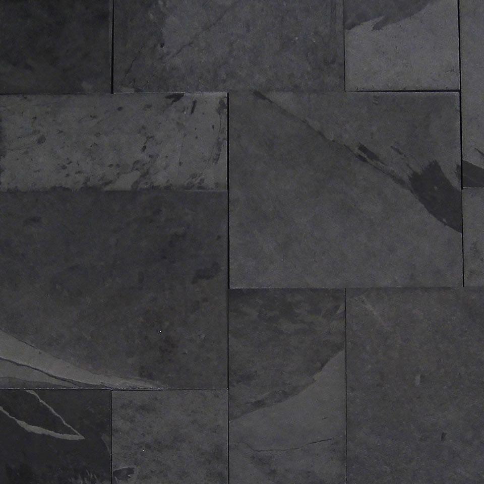Montauk Blue Slate 1 - Slate Gray
