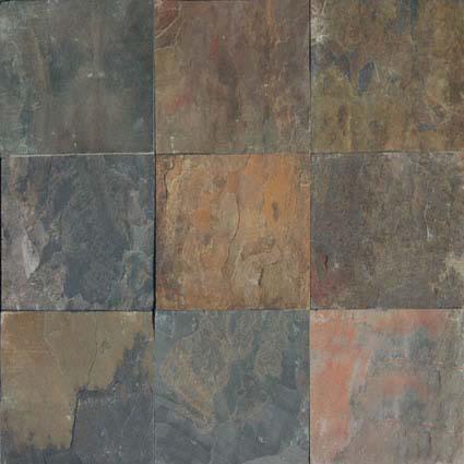 Rustic Gold Slate