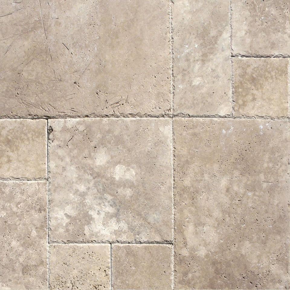 Tuscany Walnut Travertine Tile