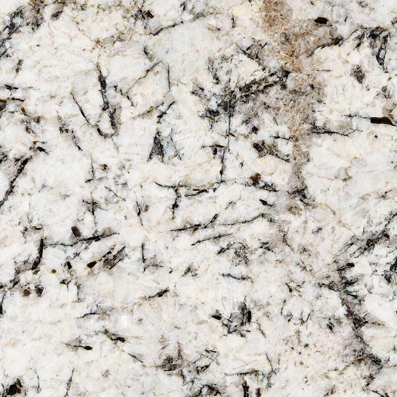 White Glimmer Granite