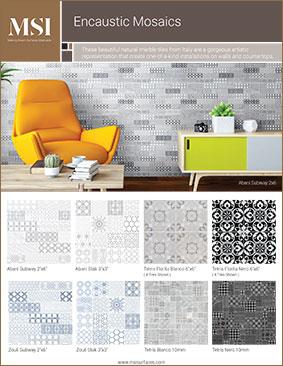 Encaustic Mosaics