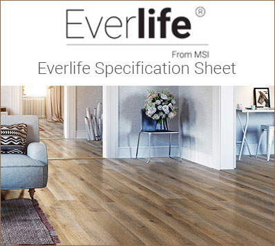 Everlife LVT Specification Sheet