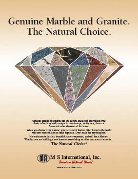 Genuine Marble and Granite