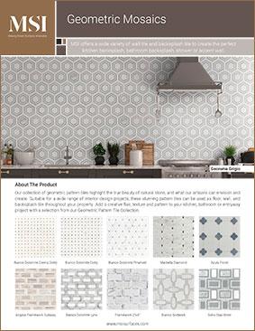 Geometric Mosaics Download