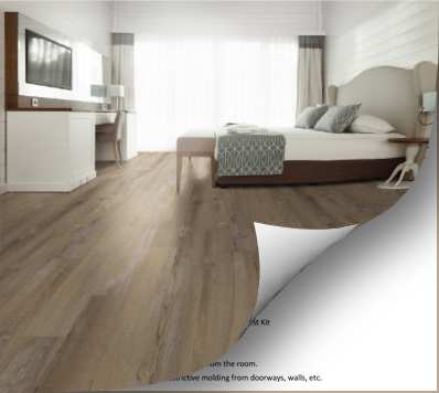 GLUEDOWN VInyl Flooring INSTALLATION GUIDE