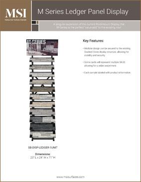 M Series Ledger Panel Display