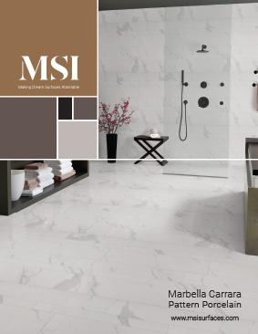 Marbella Carrara Pattern