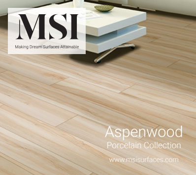Aspenwood New Product Introduction