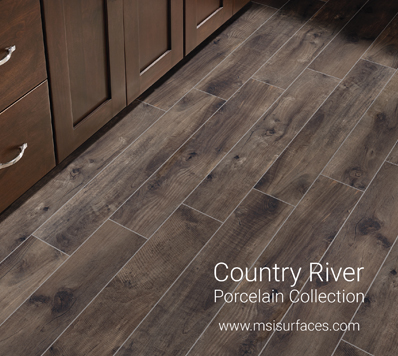 Country River New Product Introduction