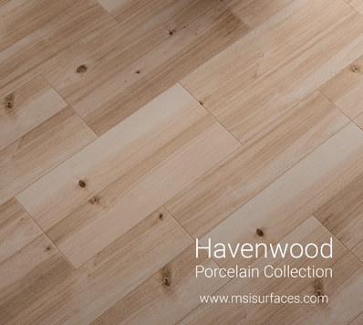 Havenwood New Product Introduction