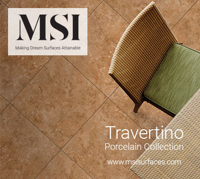 Travertino New Product Introduction