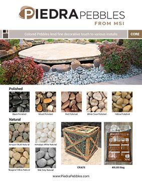 Piedra Pebbles – Core Collection