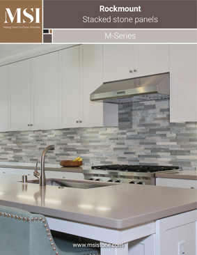 Rockmount M-Series Stacked Stone Panels