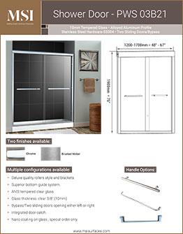 Shower Doors By MSI