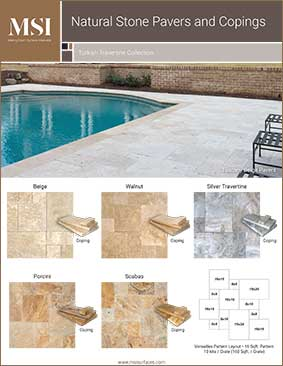 Turkish Pavers 10Kits
