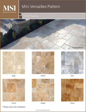 Turkish Pavers 20Kits