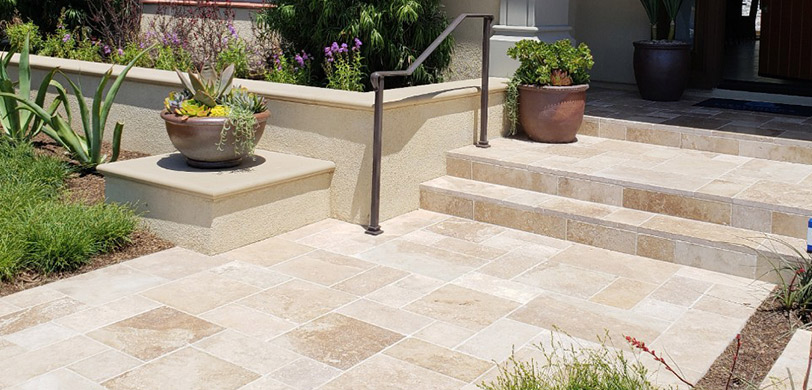 Natural Stone Pavers Video