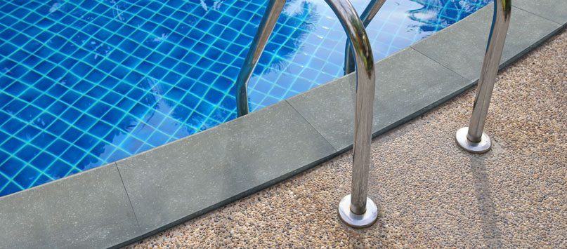 Copings & Wall Caps | Hardscape, Coping, Treads, Swimming Pool