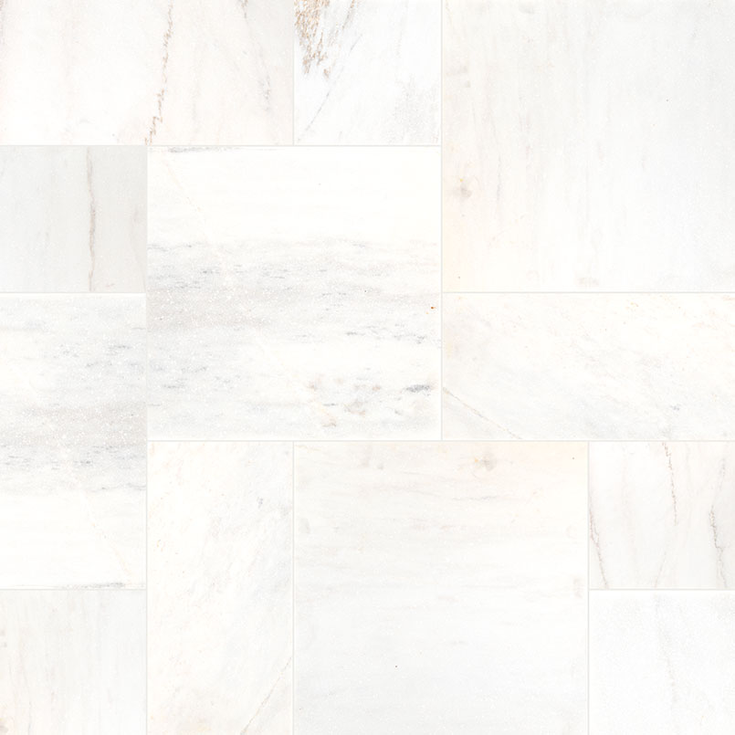 Cosmic White Pavers Product Page