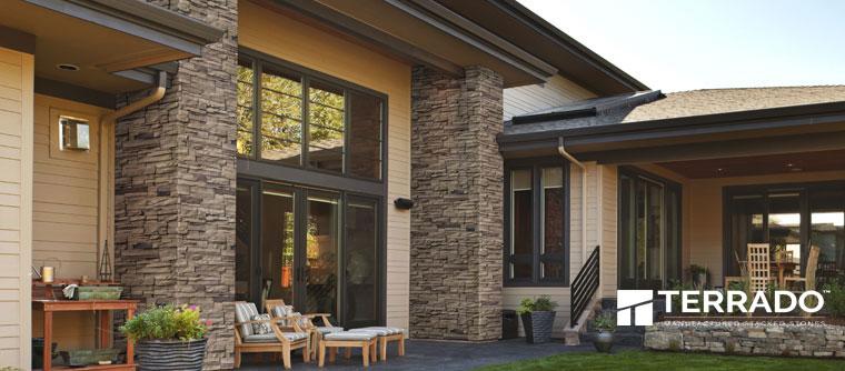 Terrado Manufactured Stone Veneers Category Page