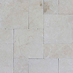 Aegean Pearl Tumbled 3cm Pavers 10 Kits