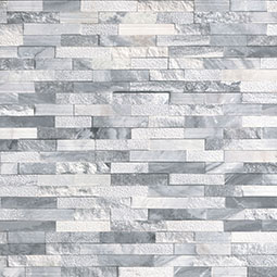 Alaska Gray Multi Finish RockMount Stacked Stone Panels