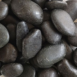 Ash Beach Pebble 3-5CM(1-2IN) 40LB