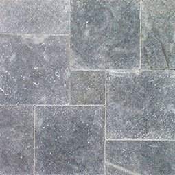 Atlantic Blue Tumbled 3cm Pavers 10 Kits