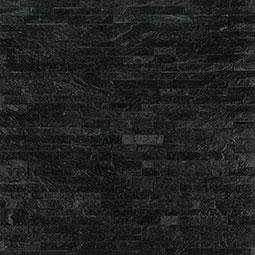Coal Canyon Mini Stacked Stone Panels Sealed Enhanced