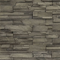 Copen Ash Mfd Stacked Stones Flats 6sqft/box