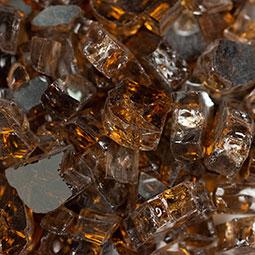 PIEDRA CopperBrownFireglass0.5