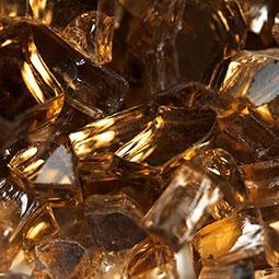 PIEDRA CopperBrownFireglass0.25