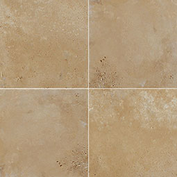 Durango Cream 12x12x3cm Tumbled Pavers