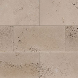 Durango Cream 12x24x3cm Tumbled Pavers