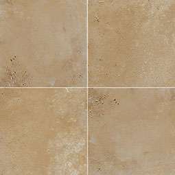 Durango Cream 16x16x3cm Tumbled Pavers