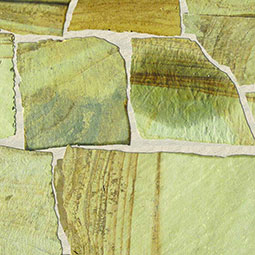 Fossil Rustic Flagstones